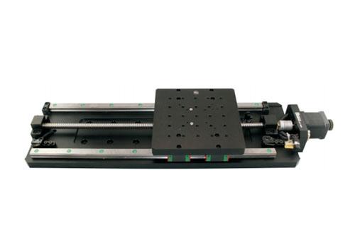 导轨形式精密线性滑块导轨的FG系列电移台(行程<500mm)