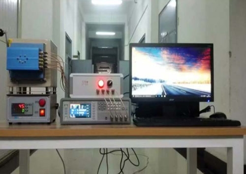 高温介电温谱测试系统