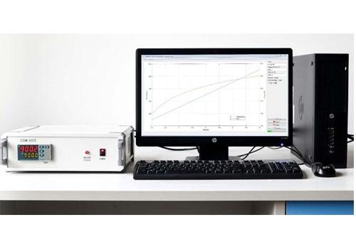 变温准静态 d33 测试系统